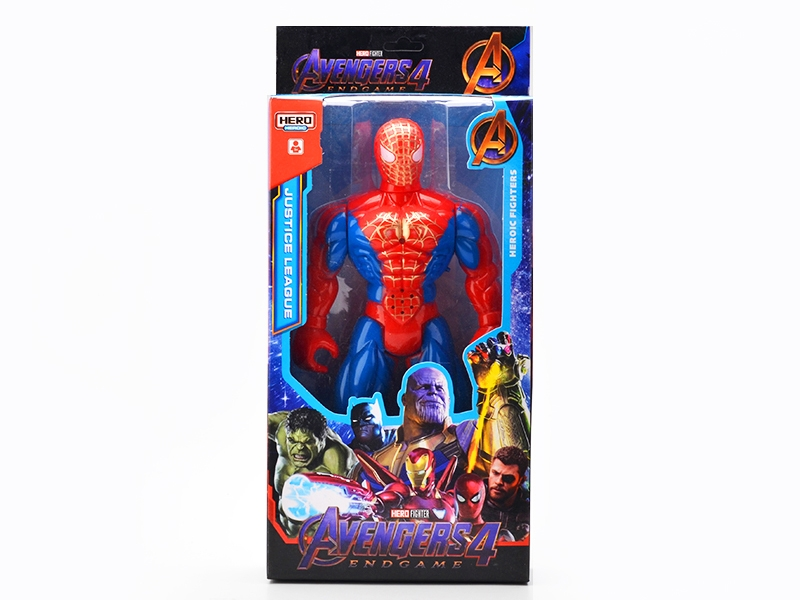 B/O SPIDER MAN W/LIGHT & MUSIC - HP1144485
