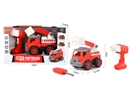 2 CHANNEL R/C FIRE FIGHTING TRUCK