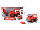 FREE WAY FIRE FIGHTING TRUCK
